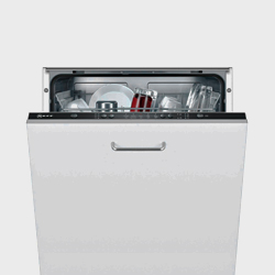 NEFF S511A50X0G Integrated Dishwasher