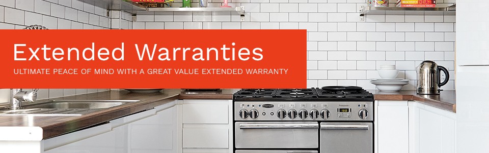 extended appliance warranties